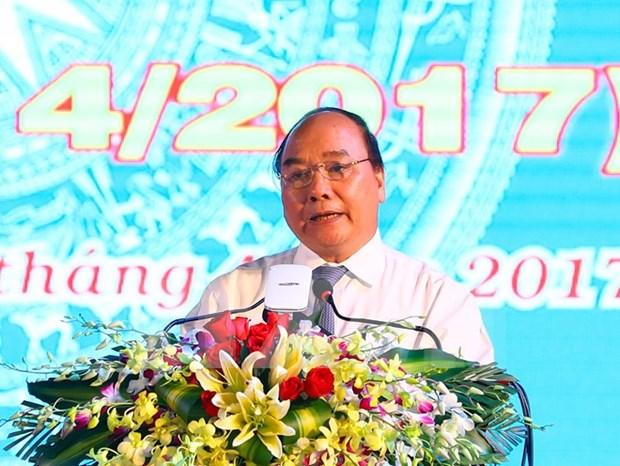 Le PM signe une declaration de l'ASEAN sur la fonction publique hinh anh 1