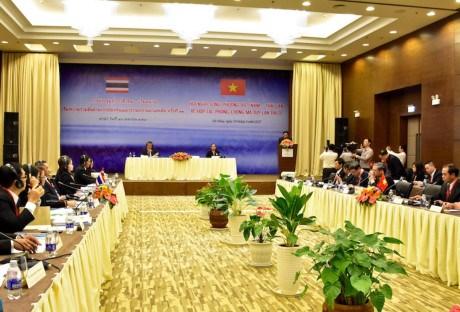 Vietnam-Thailande: reunion bilaterale sur la lutte contre la drogue hinh anh 1