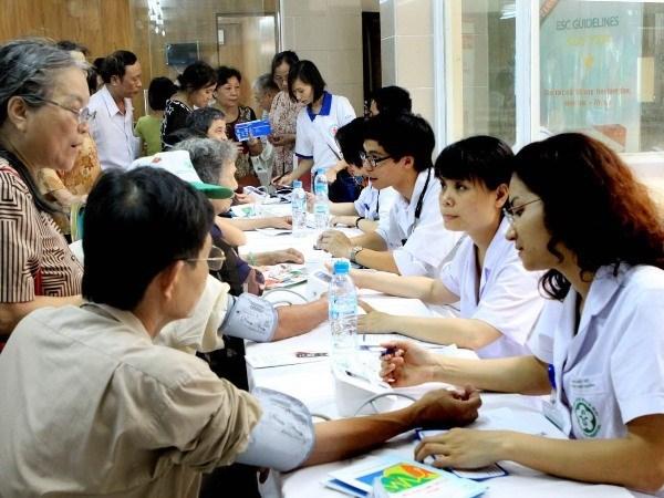 Un seminaire sur la hypertension arterielle a Hanoi hinh anh 1