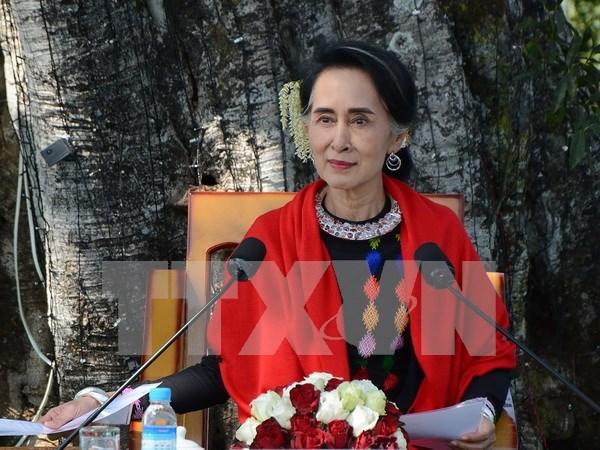 Myanmar : la 2e conference de paix de Panglong prevue en mai hinh anh 1