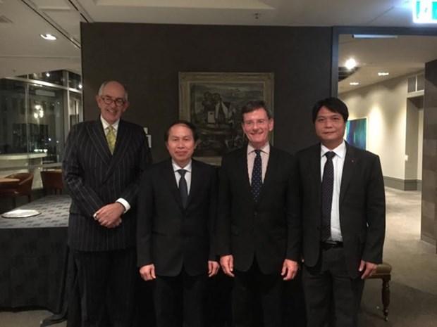 Vietnam et Nouvelle-Zelande promeuvent la cooperation judiciaire hinh anh 1