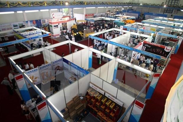 Exposition internationale Contech Vietnam 2017 a Hanoi hinh anh 1