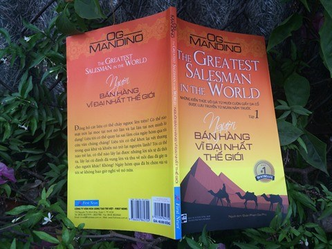 Sortie du livre The Greatest Salesman in the World en vietnamien hinh anh 1