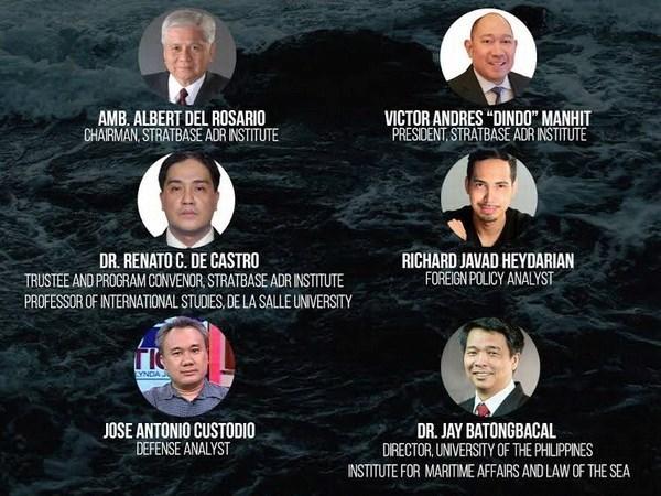 Colloque sur la Mer Orientale aux Phillipines hinh anh 2