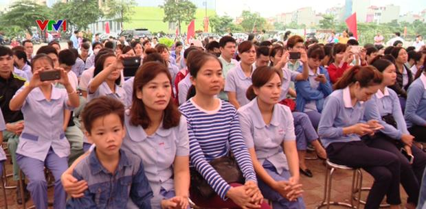 Lancement du Mois des ouvriers a Hanoi hinh anh 1
