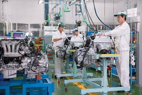 Le Japon promeut l'investissement dans des projets de l'industrie auxiliaire a Dong Nai hinh anh 1