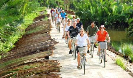 Forte croissance du tourisme vietnamien hinh anh 1