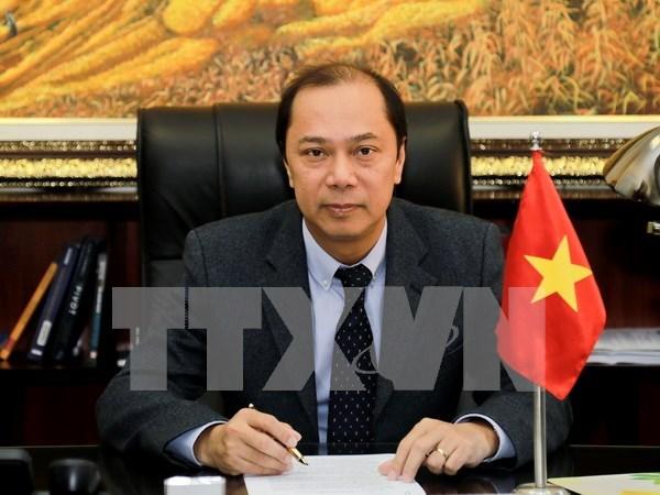 Le Vietnam participe a une reunion de hauts officiels de l'ASEAN hinh anh 1