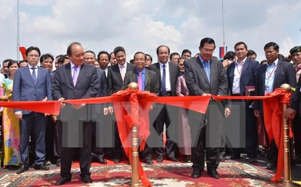 La nouvelle force pour les relations d'amitie Vietnam - Laos/Cambodge hinh anh 1