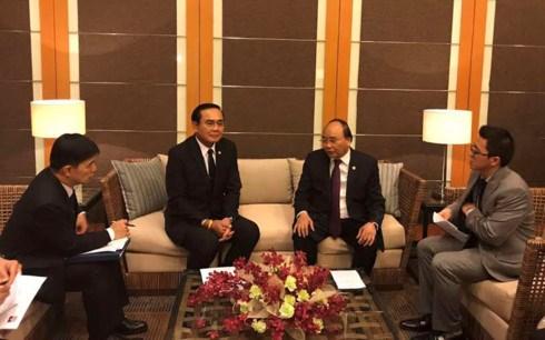 Appronfondissement des relations Vietnam-Thailande hinh anh 1