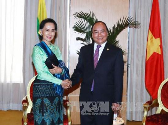Renforcement de la cooperation multiforme Vietnam-Malaisie/Myanmar hinh anh 2