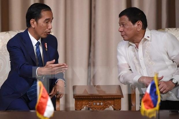 Philippines et Indonesie cooperent dans la lutte contre la piraterie hinh anh 1