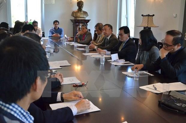 Investissement a risque a l'etranger, nouvelle approche pour le Vietnam hinh anh 1
