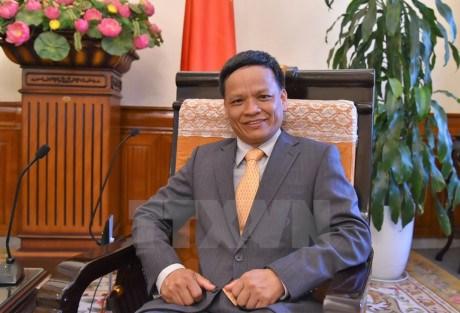 Le representant du Vietnam participe pour la premiere fois a la 69e session de la CDI hinh anh 1