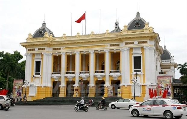 L'Opera de Hanoi sera ouvert aux visiteurs hinh anh 1