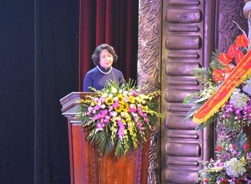 Le Fonds national pour les enfants vietnamiens souffle ses 25 bougies hinh anh 1