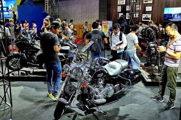 Ouverture de l'exposition VMCS 2017 a Ho Chi Minh-Ville hinh anh 1