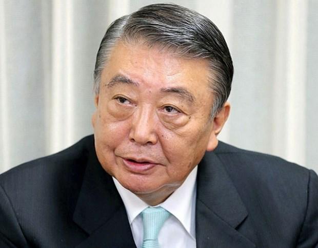 Le president de la Chambre des representants japonais au Vietnam hinh anh 1