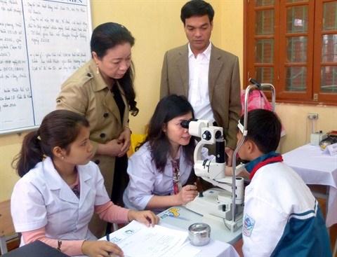 Le Fonds national pour les enfants vietnamiens souffle ses 25 bougies hinh anh 3