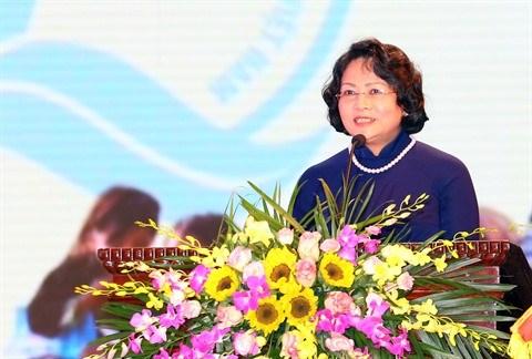 Le Fonds national pour les enfants vietnamiens souffle ses 25 bougies hinh anh 2