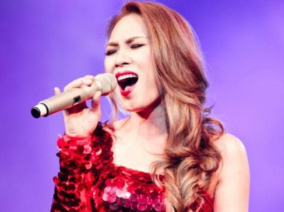 La chanteuse vietnamienne My Tam en lice pour les Big Apple Music Awards hinh anh 1