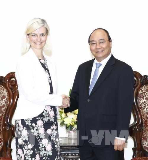 Le Danemark fournira un soutien technique au Vietnam dans quatre domaines strategiques hinh anh 1