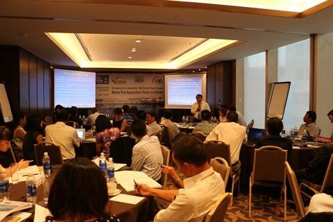 Le Vietnam prone le developpement de l'aquaculture en mer hinh anh 1