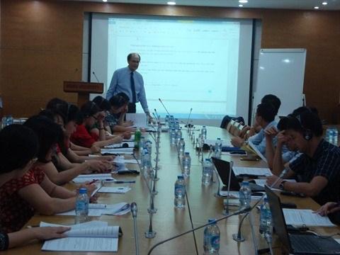 Formation a l'utilisation du guide sur la demarche-qualite a Hanoi hinh anh 1