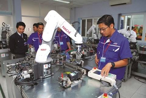 L'industrie 4.0 pour alimenter une croissance soutenue au Vietnam hinh anh 2