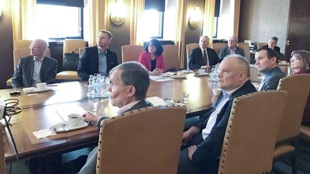 Cooperation economique Vietnam - Finlande dans la nouvelle periode hinh anh 1