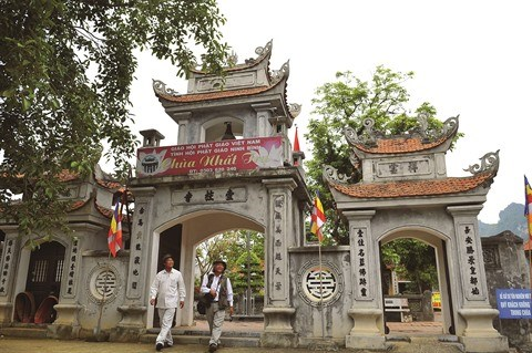 Nhat Tru, une pagode millenaire a Ninh Binh hinh anh 1