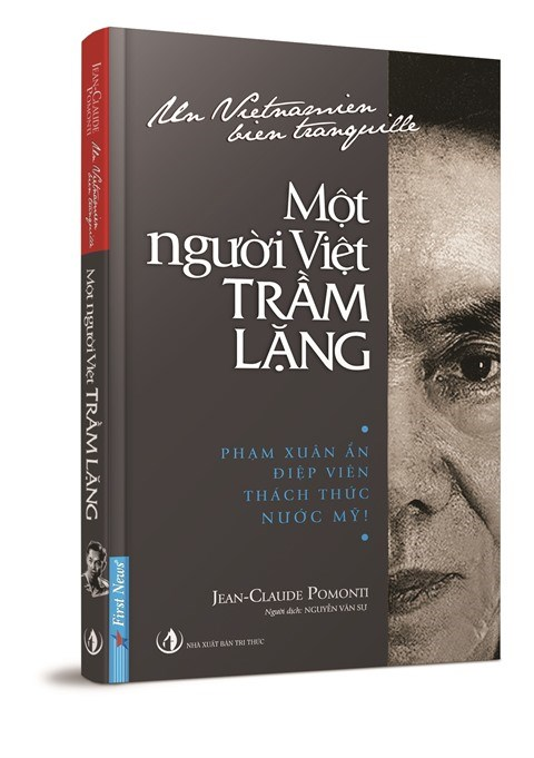 Un ouvrage sur le general de brigade Pham Xuan An hinh anh 1
