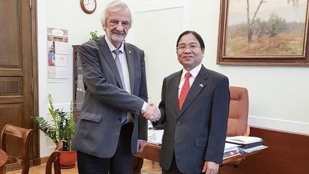 Le Vietnam et la Pologne ne cessent de renforcer leurs relations hinh anh 1