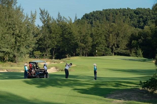 Le Congres sur le tourisme de golf en Asie 2017 a Da Nang hinh anh 1