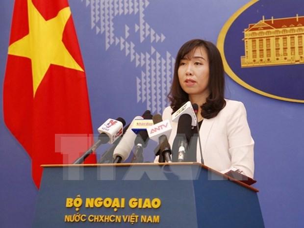 Truong Sa : le Vietnam demande aux parties concernees de respecter sa souverainete hinh anh 1