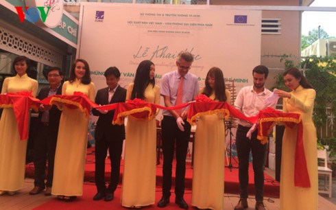 Journees de la litterature europeenne a Ho Chi Minh-Ville hinh anh 1