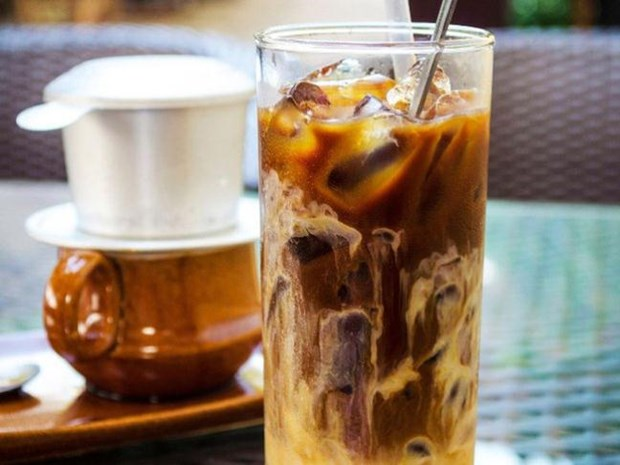 Le cafe au lait glace vietnamien, un des meilleurs cafes du monde hinh anh 1