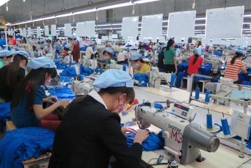 Textile : les entreprises indiennes souhaitent cooperer avec les partenaires vietnamiens hinh anh 1