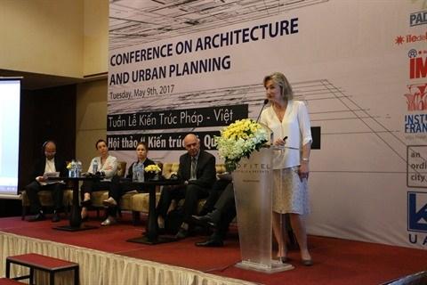 Associer le developpement urbain avec une architecture plus ecologique hinh anh 2