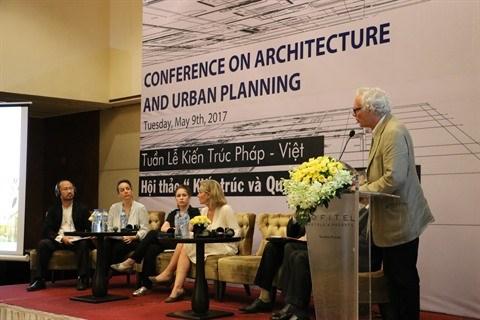 Associer le developpement urbain avec une architecture plus ecologique hinh anh 3