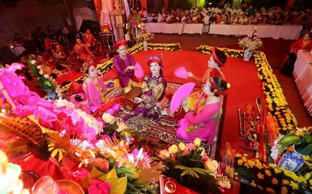 Inedit : bientot le premier festival de culte des Deesses-Meres hinh anh 1