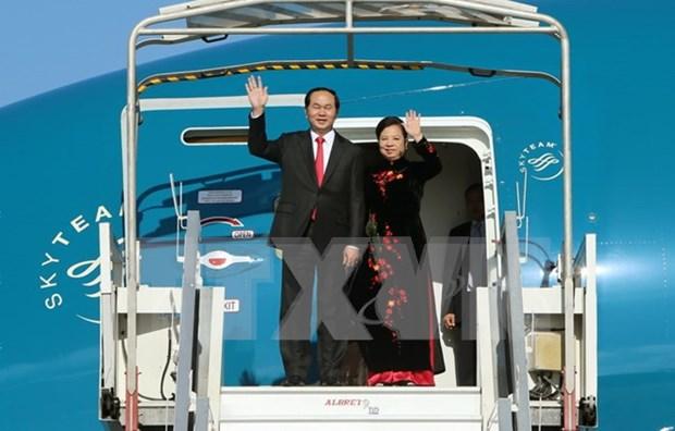 Le Vietnam et la Chine continuent de developper leurs relations hinh anh 1