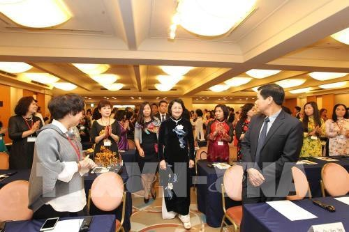 Rencontre entre les entrepreneurs Vietnam-Japon a Tokyo hinh anh 1