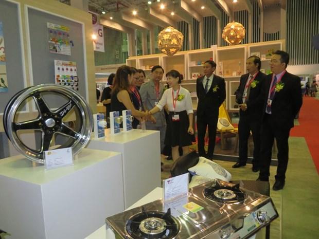 Des entreprises thailandaises presentent leurs produits phares a HCM-Ville hinh anh 1