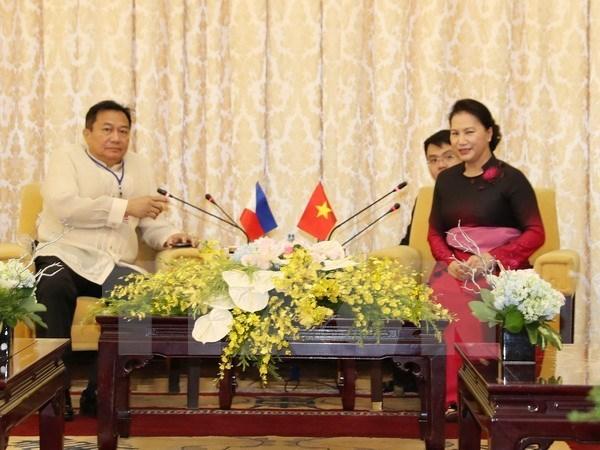 Le Vietnam renforce les liens avec les Philippines et le Timor-Leste hinh anh 1
