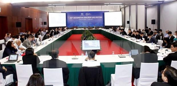 SOM 2 - APEC : troisieme journee de travail hinh anh 1