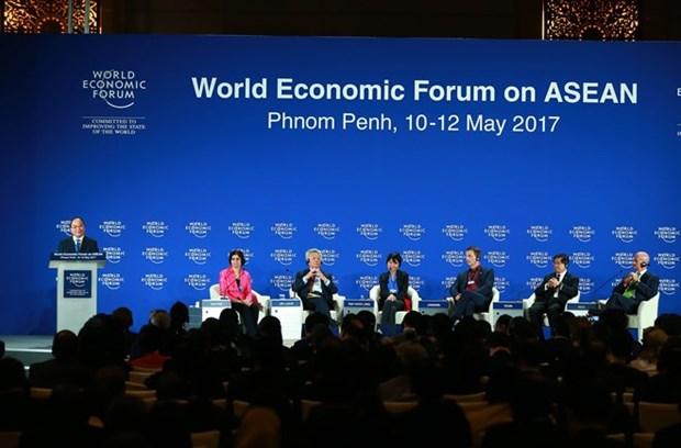 Vietnam, un acteur majeur du WEF-ASEAN 2017 hinh anh 1
