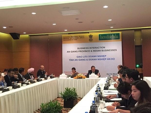 Les entreprises aquicoles du delta du Mekong invitees a investir en Inde hinh anh 1