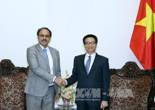 L'Inde est prete a aider le Vietnam dans le traitement de la toxicomanie hinh anh 1