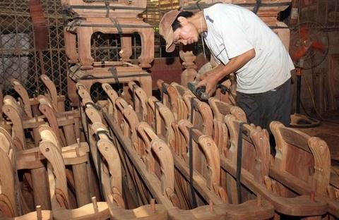 Produits en bois : les entreprises se dotent de nombreuses commandes hinh anh 1